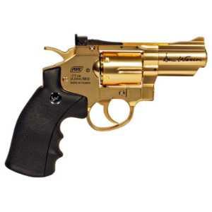Dan Wesson 2.5″ BB CO2 Air Revolver golden