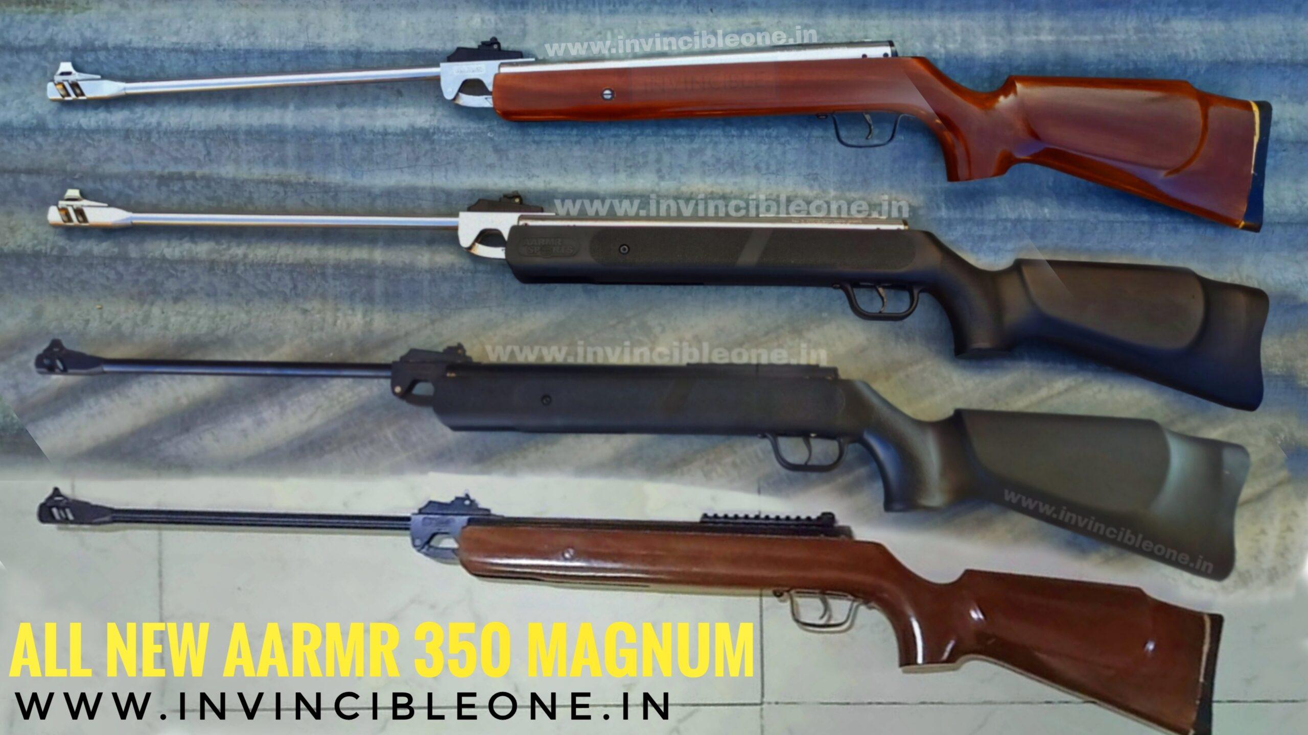 New aarmr 350 magnum (invincibleone)