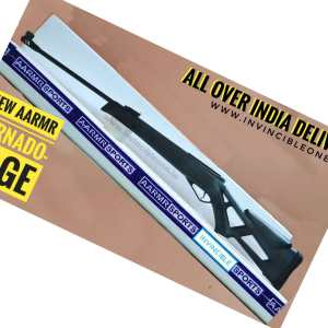 AARMR TORNADO-RAGE/THUMB STOCK/.177 CAL/MOST POWERFUL/NEW IN INDIA