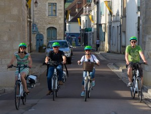 E-bike winetours – Chablis