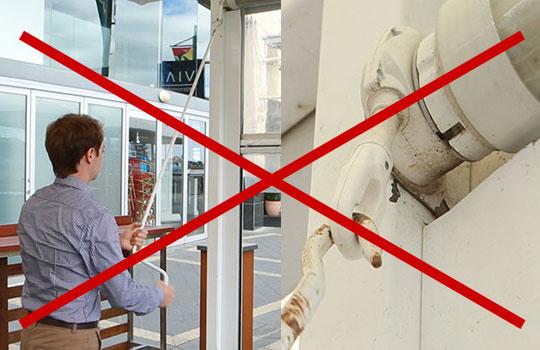 Ziptrak Blinds Adelaide | No Crankshaft Mechanisms