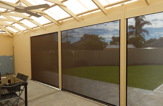 Alfresco Blinds St Peters | Outdoor Blinds St Peters