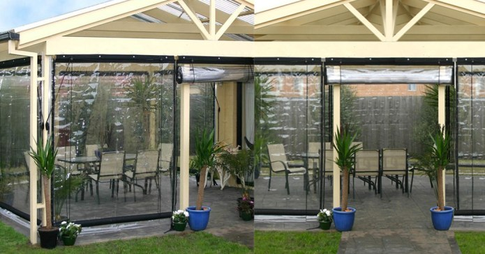 Bistro Blinds Adelaide | Outdoor Blinds | Inviron Blinds