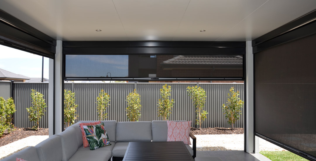 Shade Blinds Adelaide | Outdoor Blinds Adelaide