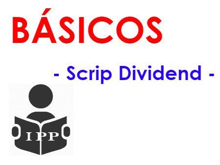 Scrip Dividend