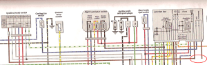 Error in the wiring diagram  Ex500  The home of the