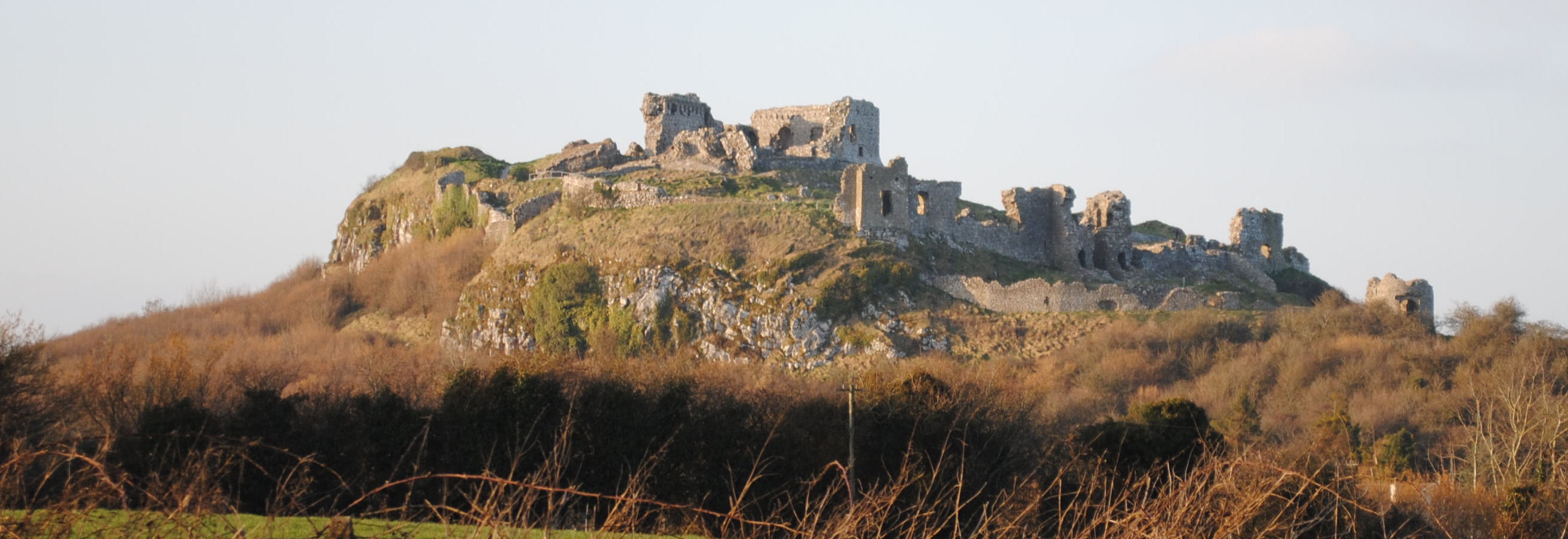 Rock of Dunamase, Laois