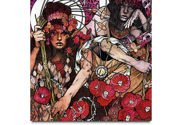 Baroness, Red Album, cover art by John Dyer Baizley