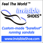 Invisible Shoes - Barefoot Running Shoes