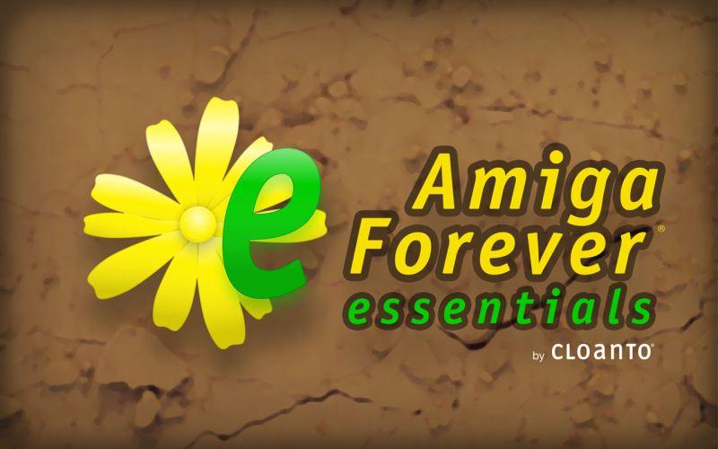 Amiga Forever Essentials Logo