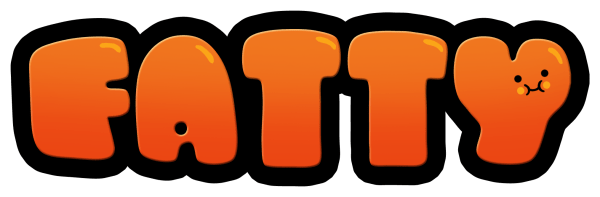 Game Logo - Fatty (iOS & Android)