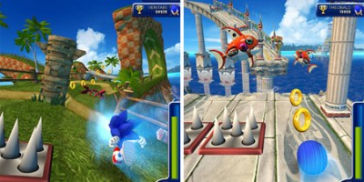 sonic-dash-screens