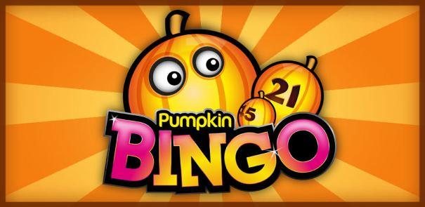 Game Logo - Pumpkin Bingo