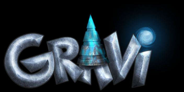 Game Logo - Gravi