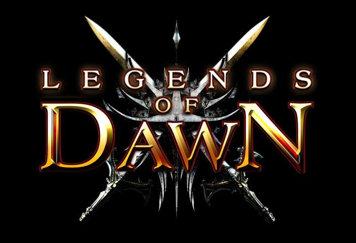 Game Logo - Legends Of Dawn (PC)
