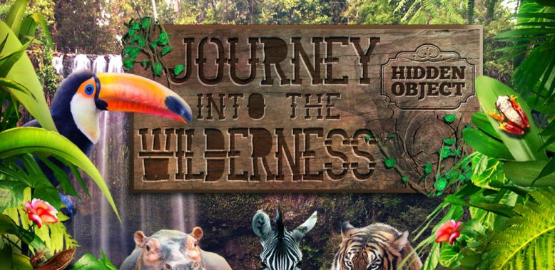 Title Screen Promo - Journey Into The Wilderness