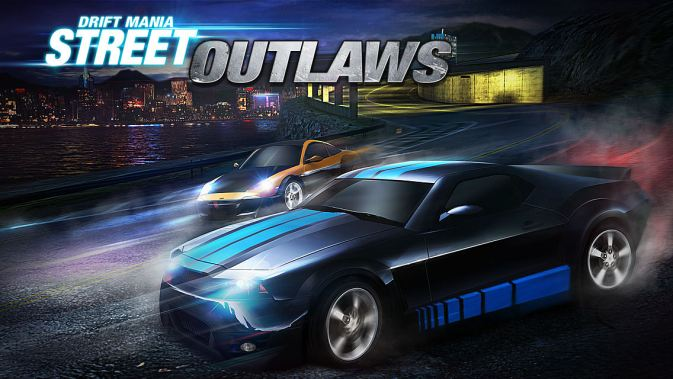 Banner - Drift Mania (Street Outlaws)