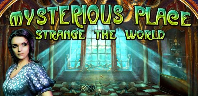 Promo - Mysterious Place Strange The World