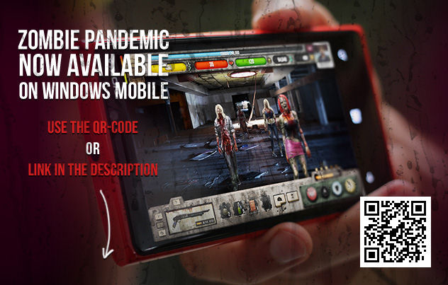 Zombie Pandemic (Launch Image)