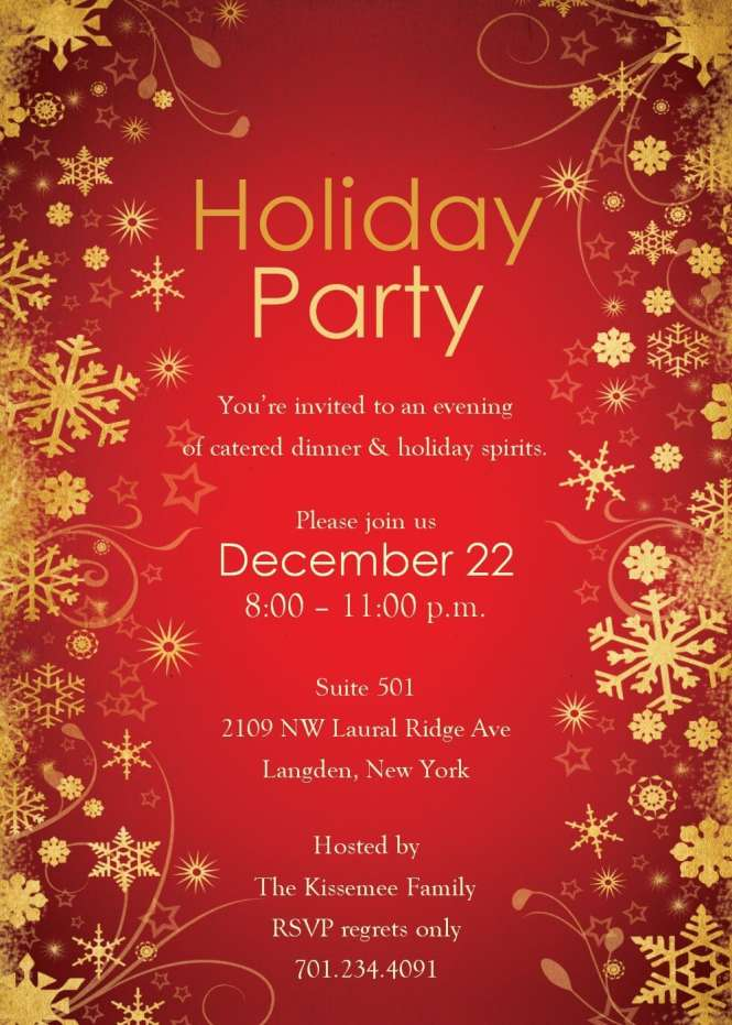 Free Invitation Card Templates For Word – Microsoft Word Party Invitation Template