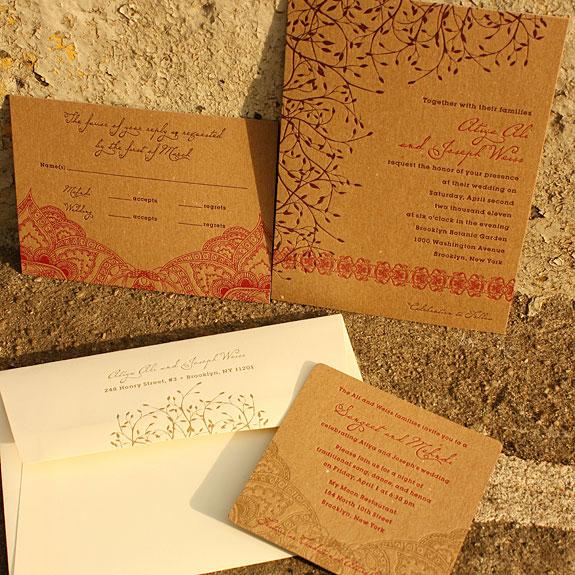 Printable Rustic Bohemian Fl Wedding Invitation Template Watercolor Vintage Maroon Ecru Brown Tan Fall Winter Unique Diy 1092 2295968