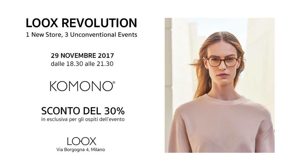 Loox Revolution | 1 New Store, 3 Unconventional Events