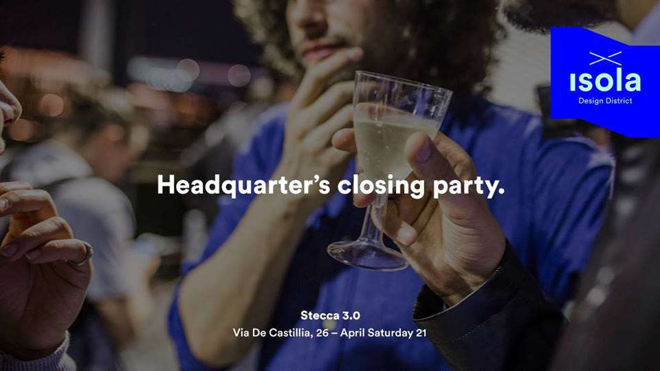 closing party isola