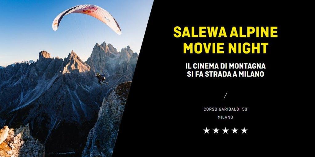 23.05 | Salewa Alpine Movie Night