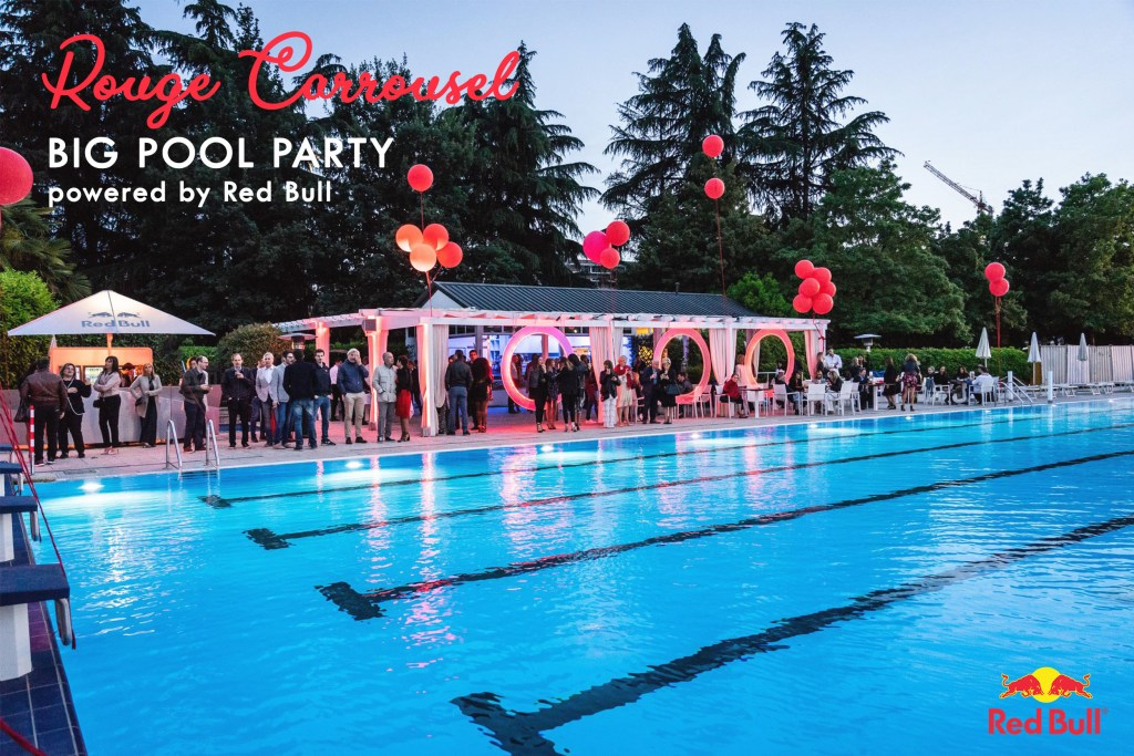 20.07 – Rouge Carrousel | Big Pool Party by Red Bull