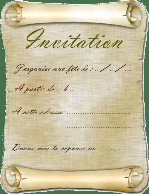 Free Printable Wedding Invitation Templates