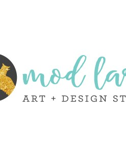 mod lark business logo