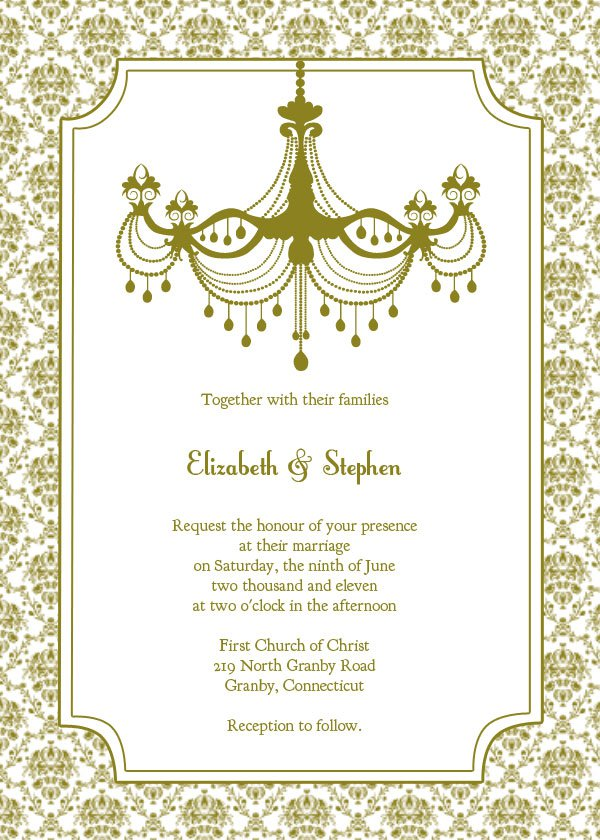 Free Wedding Invite Templates Beautiful As Invitation And Invitations
