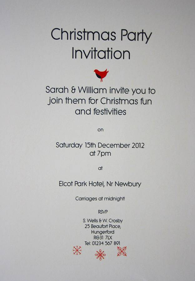 christmas party invitation wording funny - Picture Ideas References