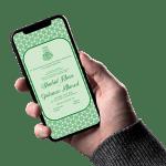 Muslim Invitation Card
