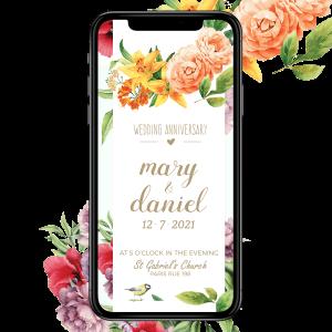 Invites Cafe - Digital invitation card