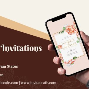 Wedding Invitation Video1
