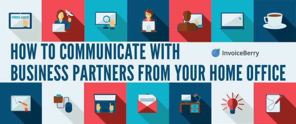 These are the best way to communicate with your business partners right from home