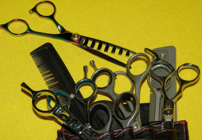 To establish a mobile hairdressing business buy tools and portable equipment