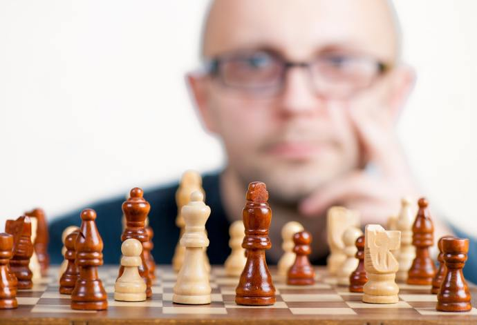 Think strategically to succeed in business