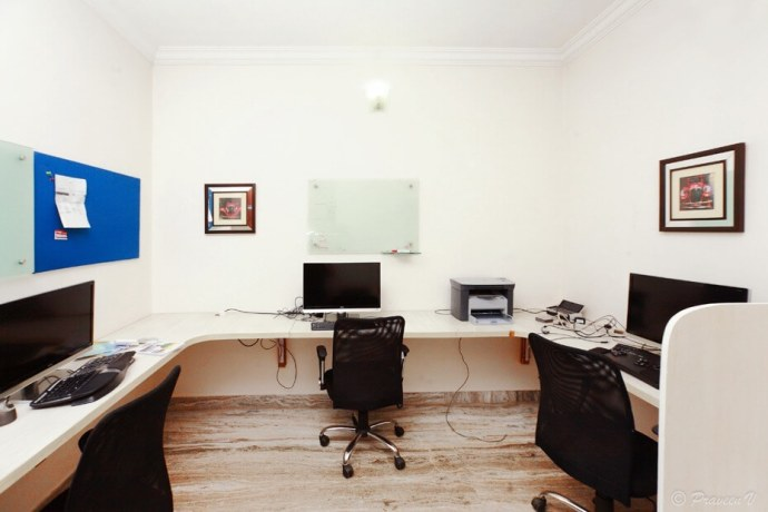 Golden Square Koramangala is a premium coworking space for IT small teams and entrepreneurs