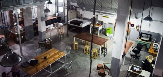 Workbench is a great makerspace for entrepreneurs/innovators