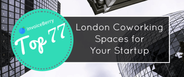 Check out our post on the 77 best London Coworking Spaces for your startup