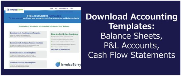 Download these all-important accounting templates today