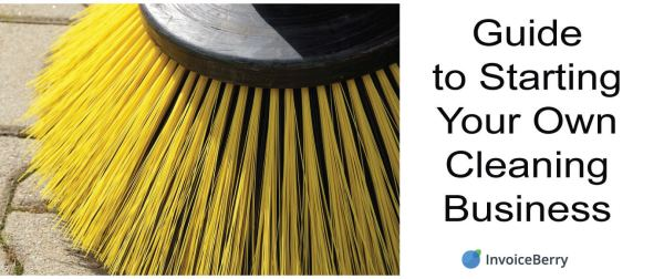 Check out our useful and practical guide on how to start your own cleaning business