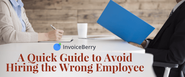 These 6 crucial steps in our quick guide will help you avoid hiring the wrong employee