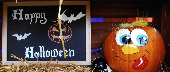 Get your store or shop decorated to get Halloween celebrators visiting you