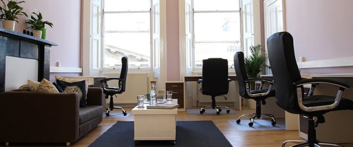 Check this coworking space in Edinburgh!
