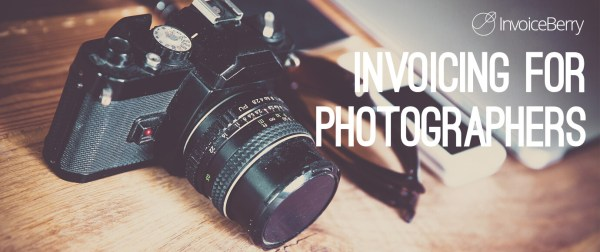 Read about the best invoicing tips for photographers