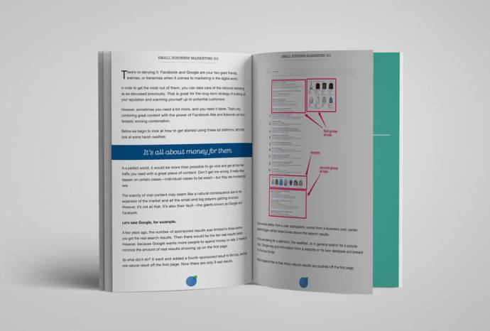 Get your free copy of Small Business Marketing 101 today!