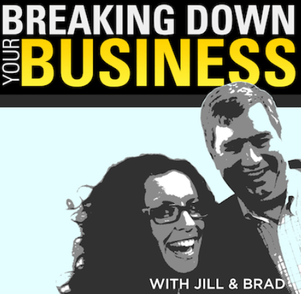Breaking down business podcast for a variety of business owners.
